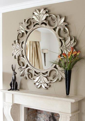 Espelho redondo for Espejos grandes para pared